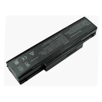Батерия (заместител) за ASUS A9, съвместима с F2/F3/M51/S96/Z53/S9/Z5, 6cell, 11.1V, 4800mAh image