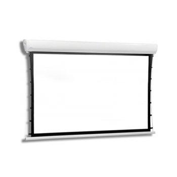 Екран Avers AKUSTRATUS 2 TENSION 24-18 MG BB, за стена/таван, Matt Grey, 2740 x 1900 мм, 4:3 image