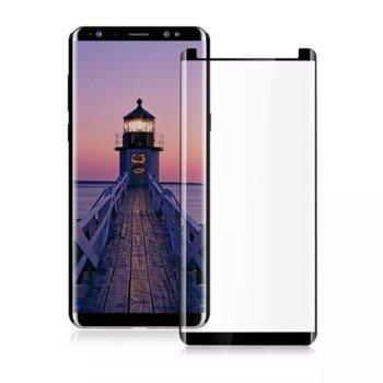 Стъклен протектор за Samsung Galaxy S9, черен product