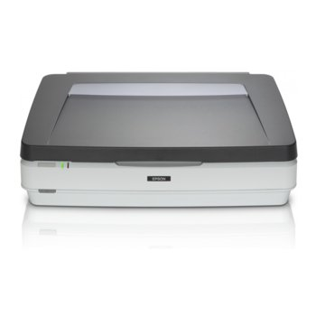 Скенер Epson Expression 12000XL Pro, 4800 x 2400 dpi, A3, USB 2.0 Type B, професионален бизнес скенер image