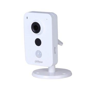 IP камера Dahua IPC-K15-LTE-HW821, Cube камера, 1.3 MPix(1280x960@20FPS), 2.8mm обектив, H.264/MJPEG, IR осветление (до 6 m), вътрешна, RJ-45, Micro SD слот image