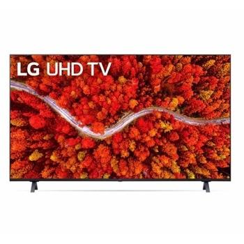 """Телевизор LG 50UP80003LA, 50"""" (127 cm) 4K/UHD LED Smart TV, HDR, DVB-T2/C/S2, LAN, Wi-Fi, Bluetooth, 3x HDMI, 2x USB  image"""