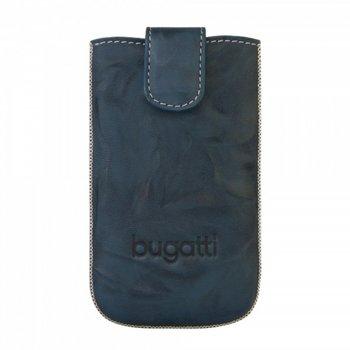 Bugatti SlimCase Unique Leather Case S (син) product