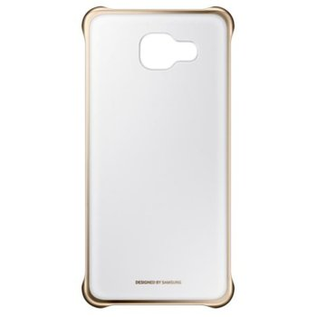 Samsung A510 ClearCover Gold EF-QA510CFEGWW product
