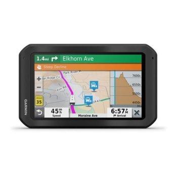 "Навигация за автомобил Garmin VIEO™ RV 752, 7""(17.78cm) WSVGA дисплей, Wi-Fi, Bluetooth, карта на Европа, гласова навигация, доживотно обновяване image"