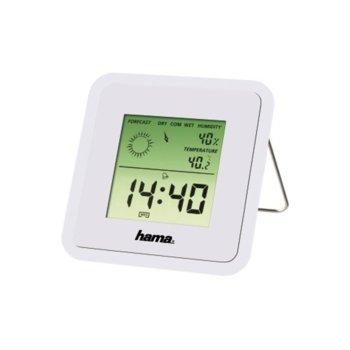 HAMA Цифров термометър/хигрометър/барометър TH-50  product