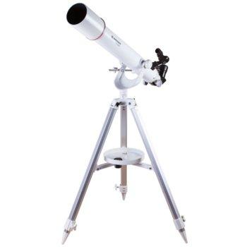 Телескоп Bresser Messier AR-70/700 AZ, 140x оптично увеличение, 70mm диаметър на лещата, 700mm фокусно разстояние image