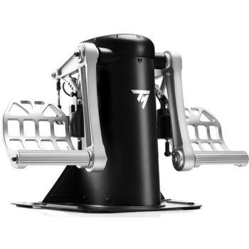 Педали Thrustmaster TPR Pendular Rudder (2960809), черни/сиви image