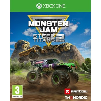 Monster Jam - Steel Titans 2 Xbox One product