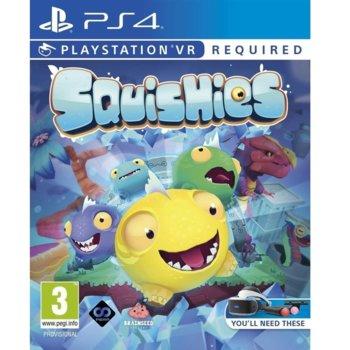 Игра за конзола Squishies, за PS4 VR image