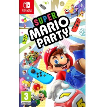 Игра за конзола Super Mario Party, за Nintendo Switch image