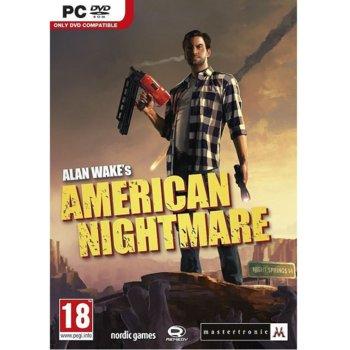 Alan Wake: American Nightmare product
