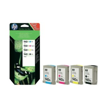 HP 940XL (C2N93AE) 4 Pack product