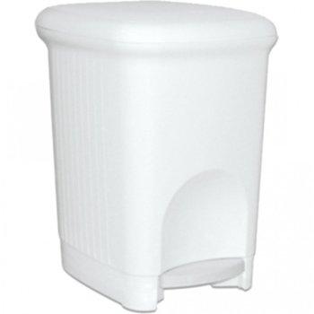 Кошче за отпадъци, OKOffice meliconi 29277, 16L, бял image