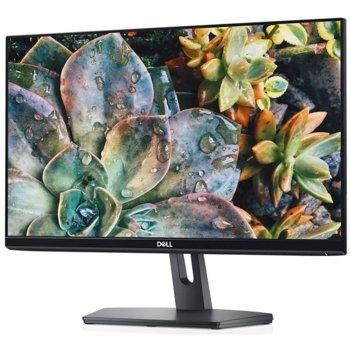 """Монитор Dell SE2219H, 21.5"""" (54.61 cm) IPS панел, Full HD, 5ms, 1000:1, 250 cd/m2, HDMI, VGA image"""