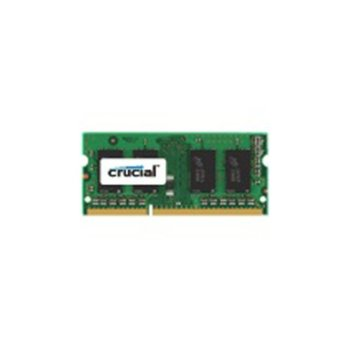 Памет 4GB DDR3L 1600MHz, SODIMM, Crucial image