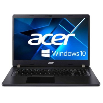"Лаптоп Acer Travelmate P215-53 (NX.VPWEX.009-3Y), четириядрен Tiger Lake Intel Core i5-1135G7 4.20 GHz, 15.6"" (39.62 cm) Full HD IPS Anti-Glare Display, (HDMI), 8GB DDR4, 512GB SSD, 1x USB 3.1 Gen 1 Type-C, Windows 10 Pro image"