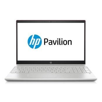 """Лаптоп HP Pavilion 15-cs3006nu (8XK62EA)(лилав) с подарък HP слушалки 500 и мишка X3500, четириядрен Ice Lake Intel Core i5-1035G1 1.0/3.6 GHz, 15.6"""" (39.62 cm) Full HD IPS Display, (HDMI), 8GB DDR4, 256GB SSD, 1x USB 3.1 Type C, Free DOS, 1.94 kg image"""
