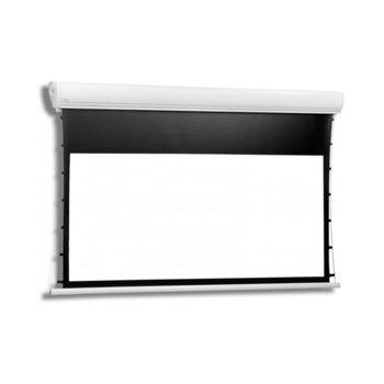 Екран Avers AKUSTRATUS 2 TENSION 24-14 MW BT, за стена/таван, Matt White, 2700 x 1800 мм, 16:9 image