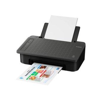 Мастиленоструен принтер Canon PIXMA TS305, цветен, 4800 x 1200 dpi, 7.7 ipm, Wi-Fi, USB, A4 image
