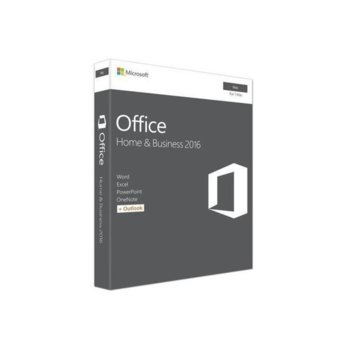 Microsoft Office Home Business 2016 License kit product