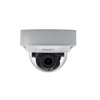 IP камера UNV IPC3231ER-VS, куполна, 1.3Mpix (1280 × 960), 2.8mm, IR осветеност (до 30 метра), външна, PoE (IEEE802.3 af) image