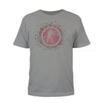 Тениска Gaya Entertainment CS:GO 16 Years, размер L, сива image
