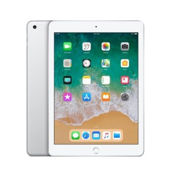 Apple iPad 6 Wi-Fi 128GB Silver product