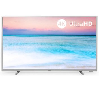 "Телевизор Philips 43PUS6554/12, 43"" (109.22 cm) LED 4K SMART TV, DVB-T/T2/T2-HD/C/S/S2, Wi-Fi, LAN, 3x HDMI, 2x USB image"