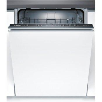 Съдомиялна за вграждане Bosch SMV25AX00E, клас A+, 12 комплекта, 5 програми, 4 температури, LED индикатор, Vario-кошници, AquaStop, Servo-заключване, бяла  image