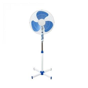 Настолен вентилатор Sapir SP 1760 B, 3 степени, 40 cm диаметър, син image