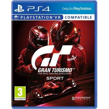 Игра за конзола Gran Turismo Sport Spec II, за PS4 image