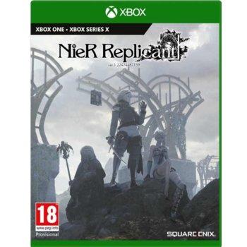 Игра за конзола NieR Replicant ver.1.22474487139..., за Xbox One image