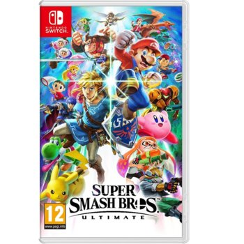Игра за конзола Super Smash Bros. Ultimate, за Nintendo Switch image