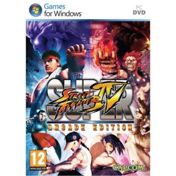 Игра Super Street Fighter IV: Arcade Edition, за PC image