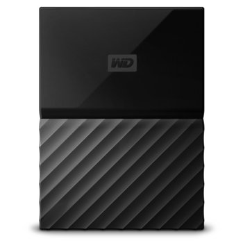 3TB Western Digital MyPassport WDBYFT0030BBK product