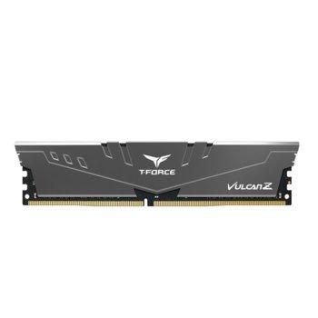 Памет 8GB DDR4, 3000MHz, Team Group T-Force Vulcan Z TLZGD48G3000HC16C01, 1.35V image