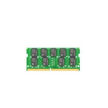 Памет 16GB DDR4 2666MHz, Synology D4ECSO-2666-16G, Unbuffered, 1.2V  image