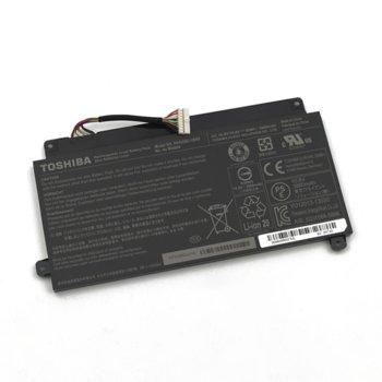 Батерия (оригинална) за лаптоп Toshiba CB30-B/Chromebook CB30-B/Satellite L40W-C/L40DW-C/P50W-C/S50W-C, 3-cells, 10.8V, 3860mAh image