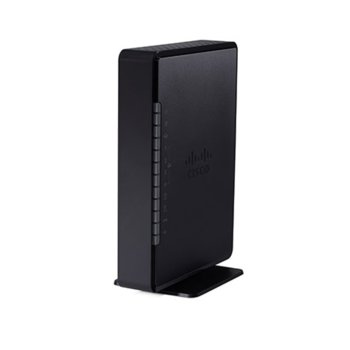 Рутер Cisco RV134W VDSL2, 1000Mbps, 2.4GHz/5GHz, Wireless AC, 4x LAN 1000, 1x WAN 1000, USB 2.0, 4x вътрешни антени image