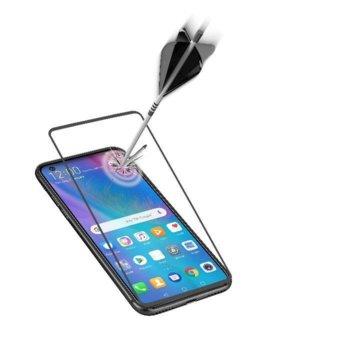 Протектор от закалено стъкло /Tempered Glass/, Cellular Line Second Glass Capsule, за Huawei P30 Lite, черен image