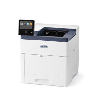 Лазерен принтер Xerox VersaLink C500DN, цветен, 2400 x 1200 dpi, 43 стр./мин., LAN 1000, USB3.0, NFC, A4 image