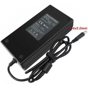 Захранване (заместител) за лаптопи Dell PA-5M10 Inspiron 5150/5160/9100/9200 Precision M4400/M4500 XPS L401X/L501X/L702X/M1710/M2010, 19.5V/7.7A/150W, 74.x5.0mm жак image