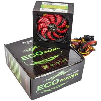 Захранване TrendSonic ECO POWER, 600W, 120mm вентилатор image