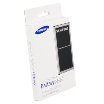 Батерия (оригинална) Samsung EB-BG900 за Samsung Galaxy S5, 2800mAh/4.4V image