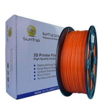 Консуматив за 3D принтер, PLA, 1.75mm, оранжев, 1kg image