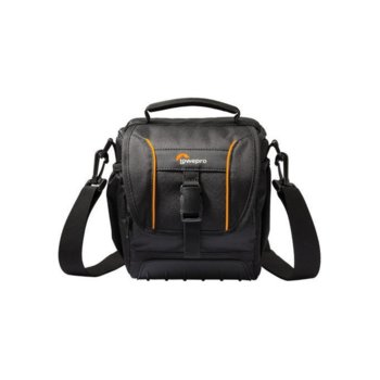 Чанта за фотоапарат Lowepro Adventura SH140 II за DSLR фотоапарати, черна image