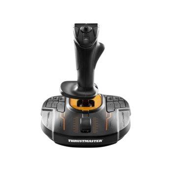 Джойстик Thrustmaster T.16000M FCS, USB, черен, за PC/PS4 image