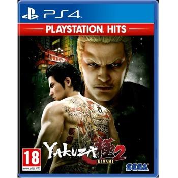 Игра за конзола Yakuza Kiwami 2, за PS4 image
