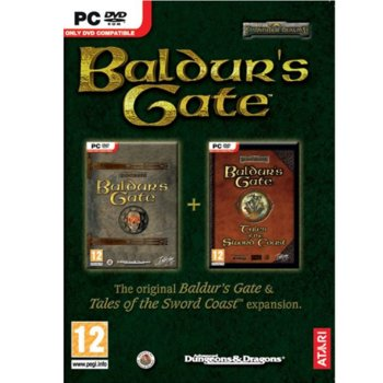 Baldurs Gate /Tales of The Sword  product